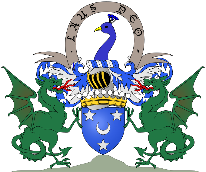 arms viscount of arbuthnott