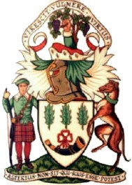 burnett of leys coat of arms