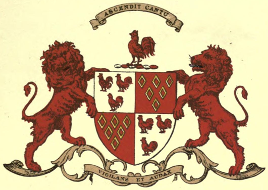 cockburn of langton coat of arms