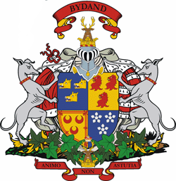 marquess of huntly coat of arms