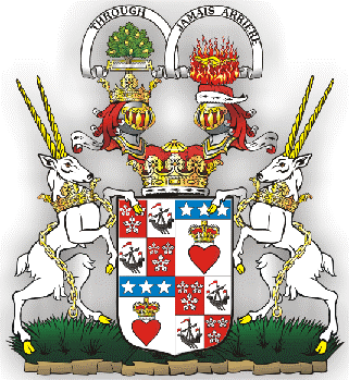 duke of hamilton and brandon coat of arms