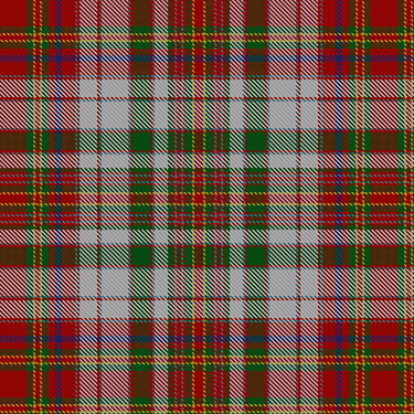 MacAlister Dress tartan (MacAlister Clan Society of North America)