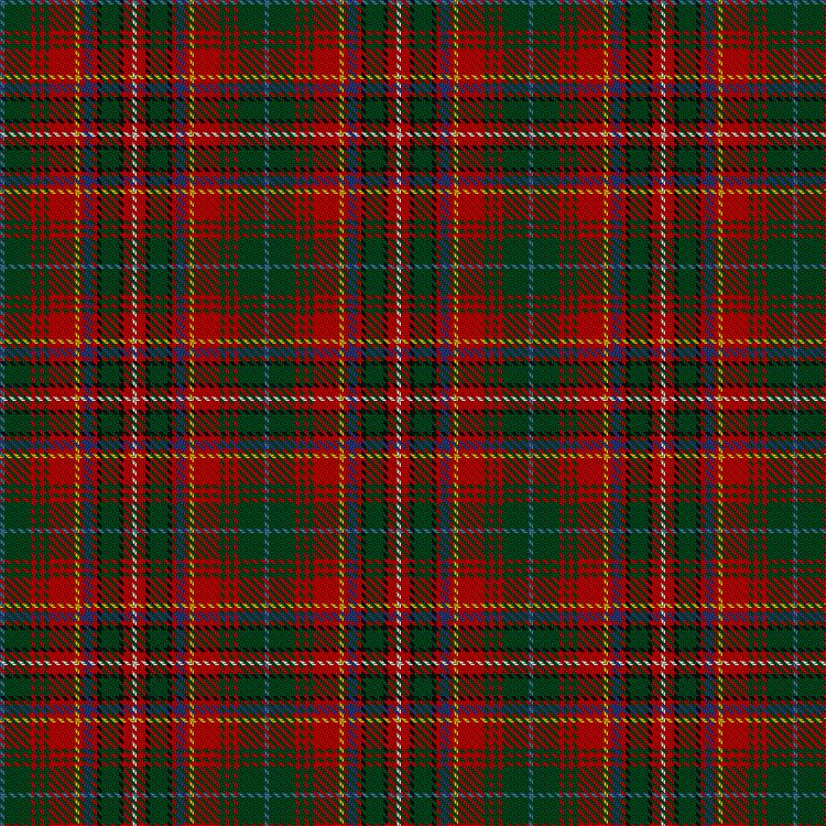Old Dress MacInnes tartan (from MacGregor-Hastie collection)