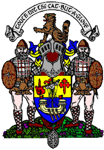 macpherson of cluny coat of arms