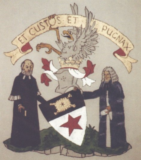 marjoribanks of that ilk coat of arms