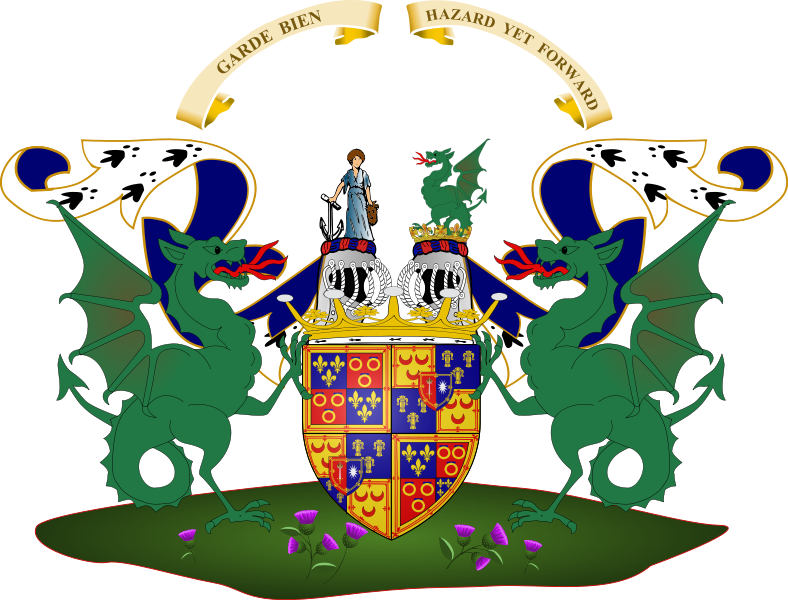 earl of eglinton and winton coat of arms