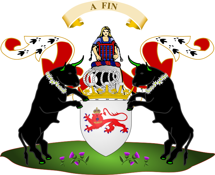 earl of airlie coat of arms