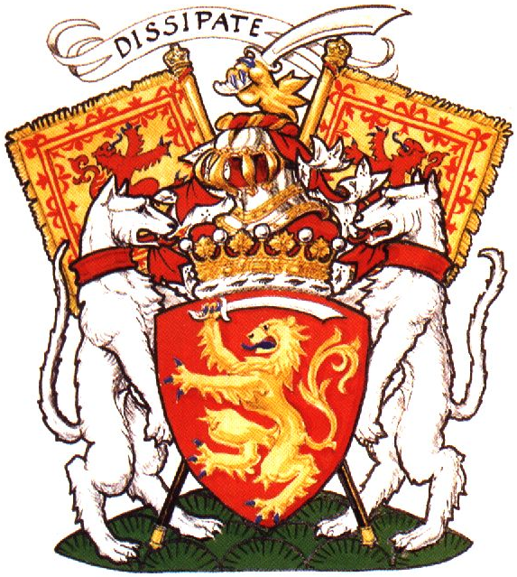 earl of dundee coat of arms