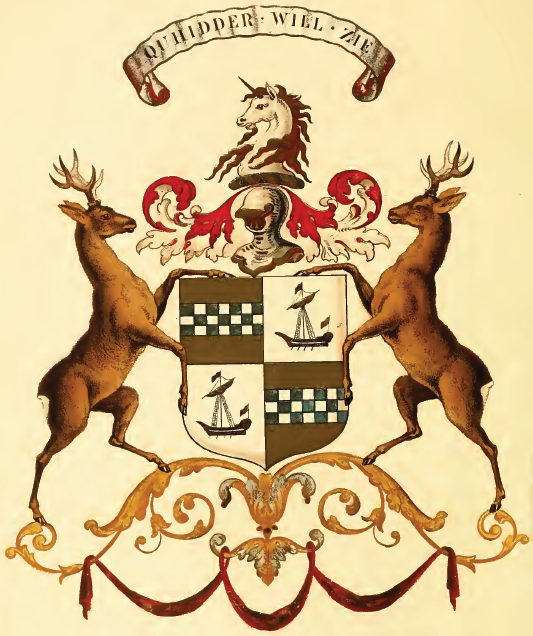 stewart of appin coat of arms